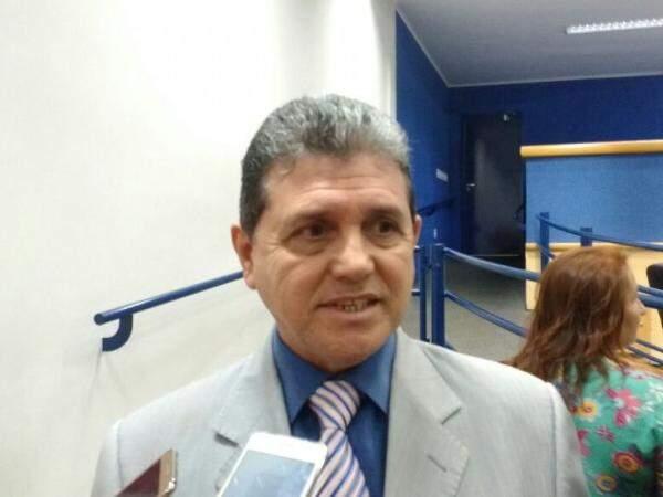Presidente da Câmara, vereador João Rocha (PSDB), fará reunião para discutir aumento. (Foto: Richelieu de Carlo)