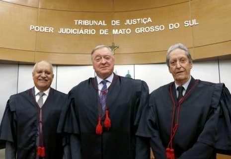 Tribunal de Justiça terá novo presidente a partir de 27 de janeiro