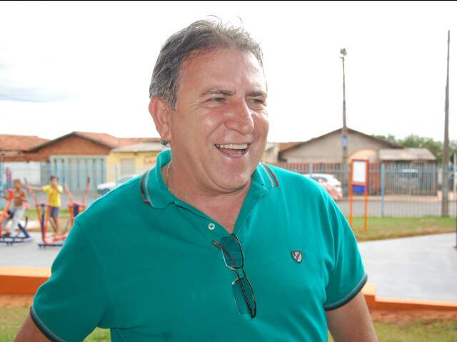 Giroto será anunciado como pré-candidato do PMDB na segunda-feira (Foto: Wendell Reis)