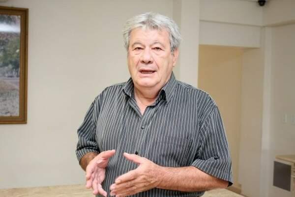 Albino Mendes foi empossado hoje como novo diretor-presidente da Fundação de Saúde de Dourados (Foto: Arquivo)
