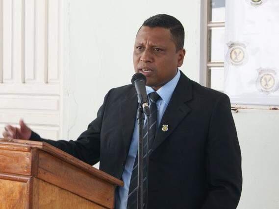 Ricardo Wagner Lima Nascimento, diretor do Estabelecimento Penal Masculino de Corumbá, um dos presos na operação. (Foto: Agepen)