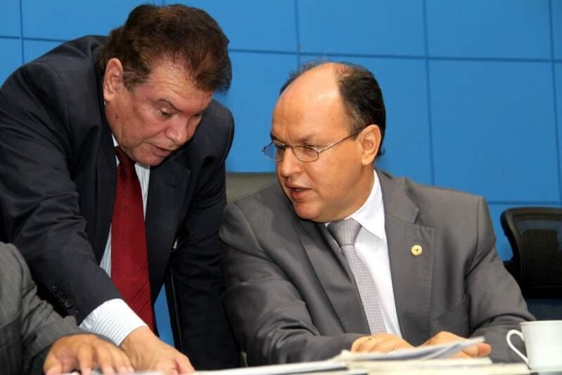 Maurício Picarelli (PSDB) deve entregar parecer a Junior Mochi (PMDB), nesta semana (Foto: Assessoria/ALMS)