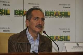 Ministro da Defesa, Aldo Rebelo. (Foto: Agência Brasil)
