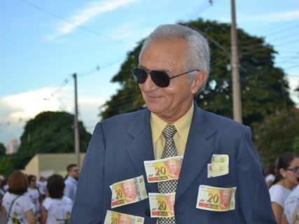 Servidores dão o pontapé inicial no Carnaval de Campo Grande