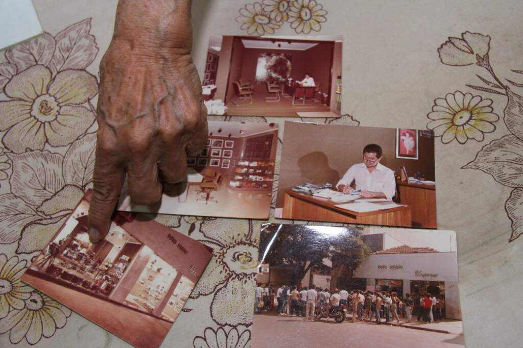 """A Foto Universo era um espaço para os """"verdadeiros amantes da fotografia"""" (Foto: Kísie Ainoã)"""