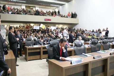 Governador acredita que greve dos professores está perto do fim