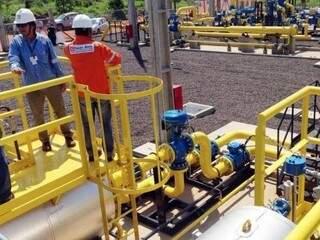 MSGÁS é a empresa responsável por distribuir o gás natural no Estado. (Foto: Assessoria)