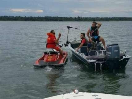 Bombeiros encontram corpo de homem desaparecido no Rio Sucuriú