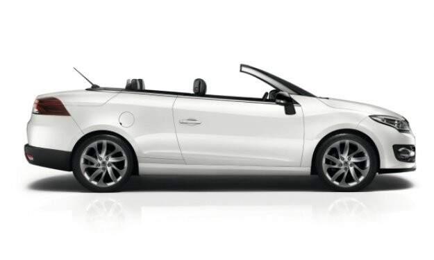 Renault apresenta o novo Megane Coupe-Cabriolet