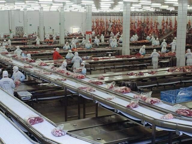 JBS só irá utilizar carne de MS nos restaurantes das Olimpíadas. (Foto: Divulgação JBS)