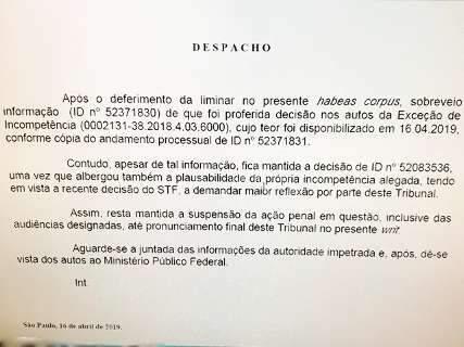 TRF suspende ação contra Puccinelli e cancela audiência com donos da JBS
