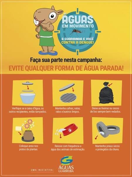 Banner de divulgação da campanha (Foto: Divulgação)