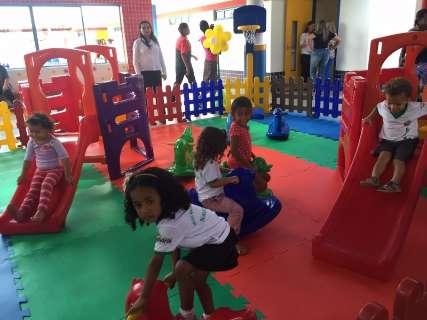 Centro de educação integral é inaugurado para atender 230 crianças