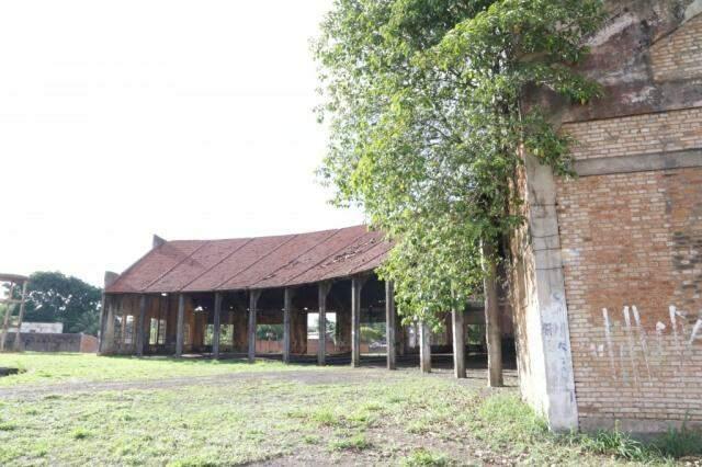 Rotunda vai ter espaços para atividades culturais. (Foto: Kísie Ainoã)