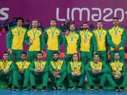 Sul-mato-grossense é medalha de bronze nos Jogos Pan-Americanos de Lima