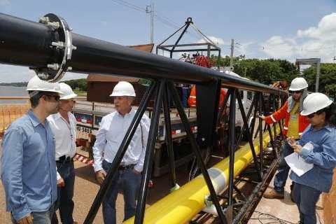 Com crise hídrica, companhia de gás natural bate recorde de fornecimento
