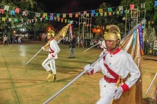 A festa tem todo um ritual de devoção seguido desde 1922. (Foto: Fernando Antunes)
