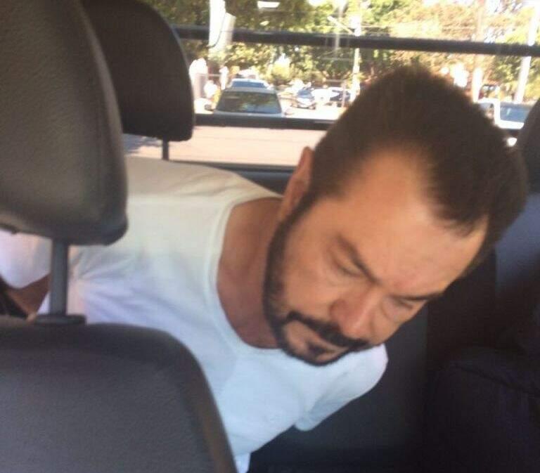 Cabeça Branca, preso sábado no MT, tentou evitar leilão, mas TRF negou pedido em maio (Foto: Arquivo)