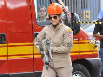 """Vizinhos dizem que mãe e filha vítimas de incêndio """"viviam trancadas"""""""