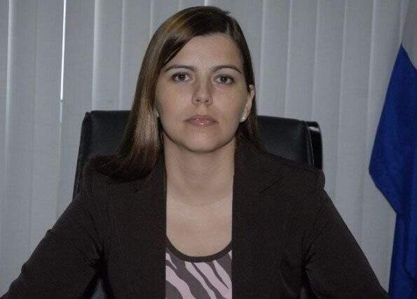 Juíza Patricia Gonzalez é acusada de esconder documento (Foto: ABC Color)