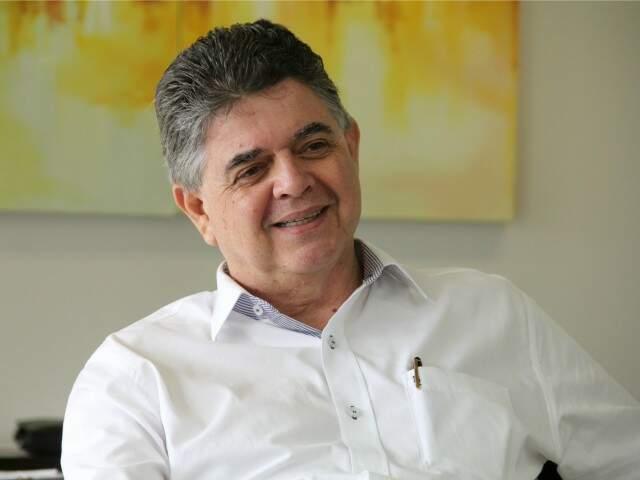 Secretário estadual de Fazenda, Márcio Monteiro (Foto: Marcos Ermínio / arquivo)