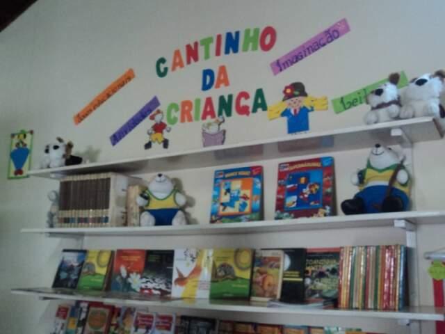 Objetivo do projeto é democratizar a leitura. (Foto: Divulgação)