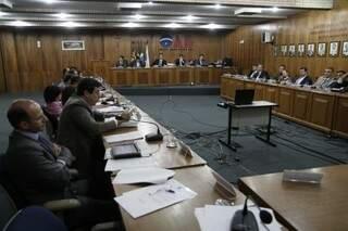 Conselho seccional repudia presidente da OAB-MS e pede seu afastamento (Foto: Cleber Gellio)
