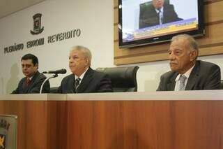 Comissão aguarda protocolo de defesa até às 17h para fechar relatório e recomendar ou não cassação de Bernal (Foto: Marcos Ermínio / Arquivo)