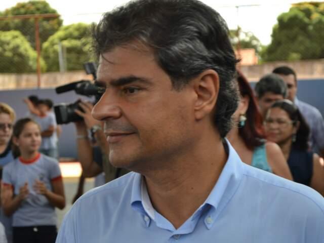 Trad disse que não há reunião programada para abordar o assunto (Foto: Pedro Peralta)