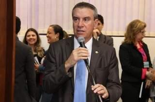 Paulo Corrêa vai prestar depoimento amanhã na Corregedoria (Foto: Assessoria/ALMS)