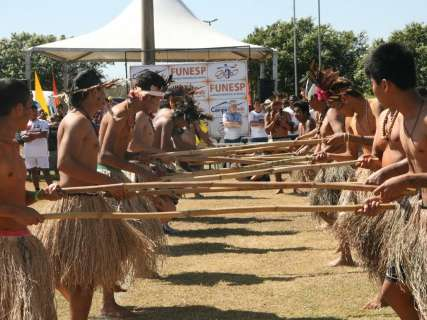 9ª edição dos Jogos Indígenas terá a participação de seis etnias