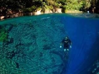 Lagoa Misteriosa teve uma das melhores pontuações na modalidade Práticas de Sustentabilidade (Foto/Divulgação)