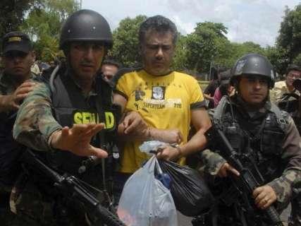 Jarvis Pavão será extraditado quinta-feira para cumprir pena no Brasil