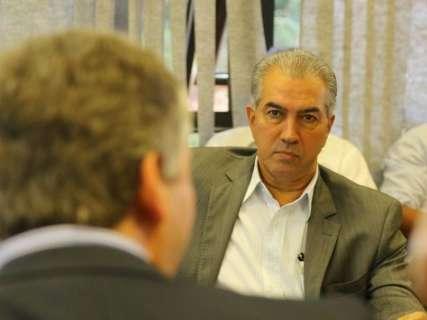 Agenda sobre Rota Bioceânica é cancelada, mas governador segue em Brasília