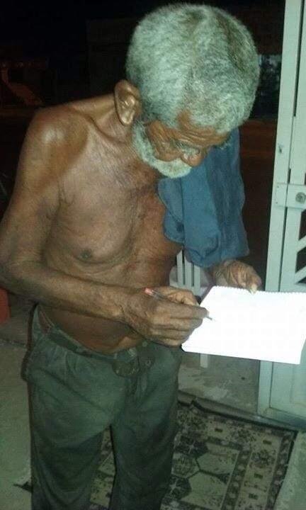 Segundo empresário, Antônio foi procurar emprego e não conseguiu mais voltar à Campo Grande (Foto: Edenilton Pacheco)