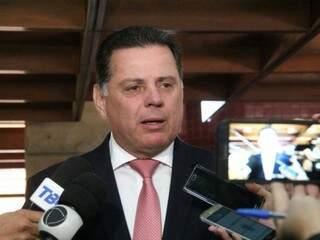 Marconi Perillo, governador de Goiás e presidente do Consórcio Brasil Central. (Foto: Marcos Ermínio)
