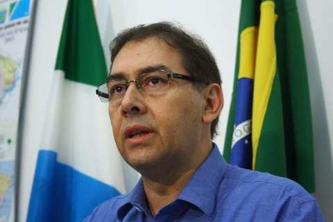 """Bernal garante não haver contrato com presidente da OAB/MS, só """"proposta"""""""