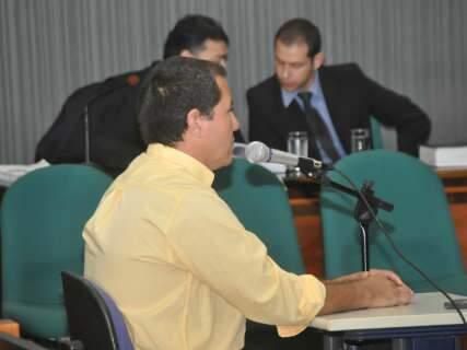 Decisão no júri de hoje pode suspender ação contra prefeito de Alcinópolis