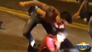 Retrospectiva 2016: vídeo mais visto foi de espancamento na rua