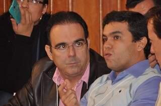 De olho na prefeitura, Orro e Beto se uniram contra Dagoberto e racharam o PDT (Foto: Marcelo Calazans)