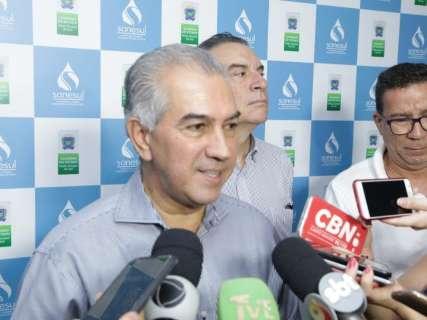 Governador entrega reforma de unidade de saúde em Rochedo
