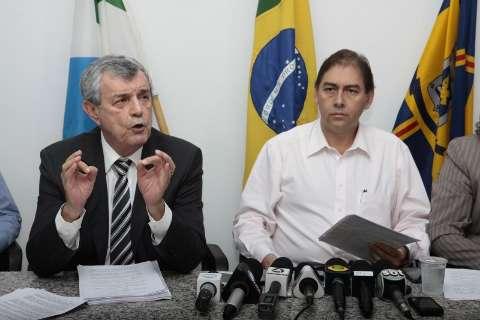 Prefeito diz que Capital economizou R$ 4,4 milhões com Salute e MegaServ