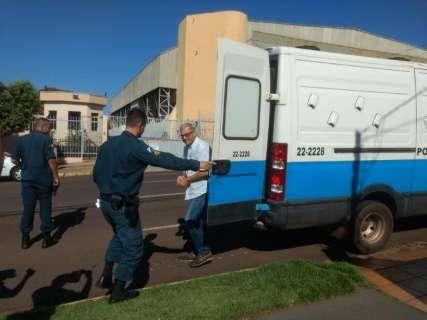 Perícia diz que Rondon pode ficar preso e juiz mantém decisão