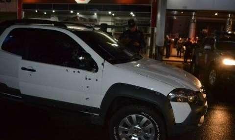 Arma de segurança de Rafaat foi usada para tentar matar piloto de concorrente