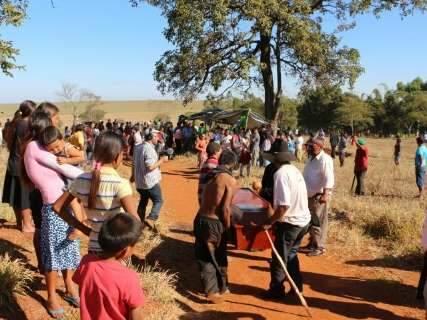 Funai recorre ao STF para evitar saída de índios de área de conflito com morte