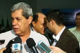 Governador diz que começou a ter esperança. (Foto: Marcos Ermínio)