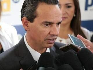 Prefeito eleito anunciou nomes de sua equipe. (Foto: Fernando Antunes)