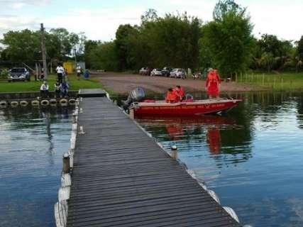 Homens que caíram de embarcação no rio Sucuriú seguem desaparecidos