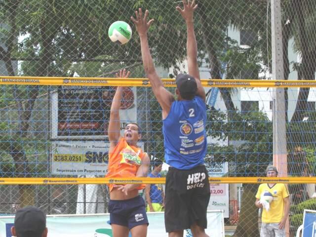Competição ocorre no Centro Olímpico do bairro. (Foto: Divulgação)