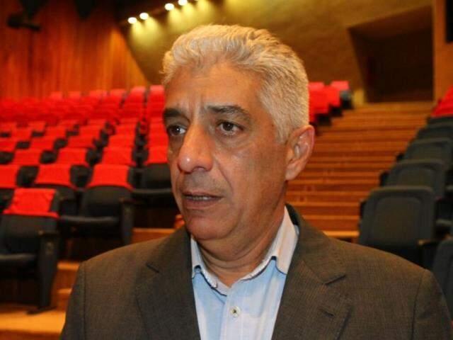Youssif Domingos, diretor da Agepen, espera uma boa administração. (Foto: Alcides Neto)